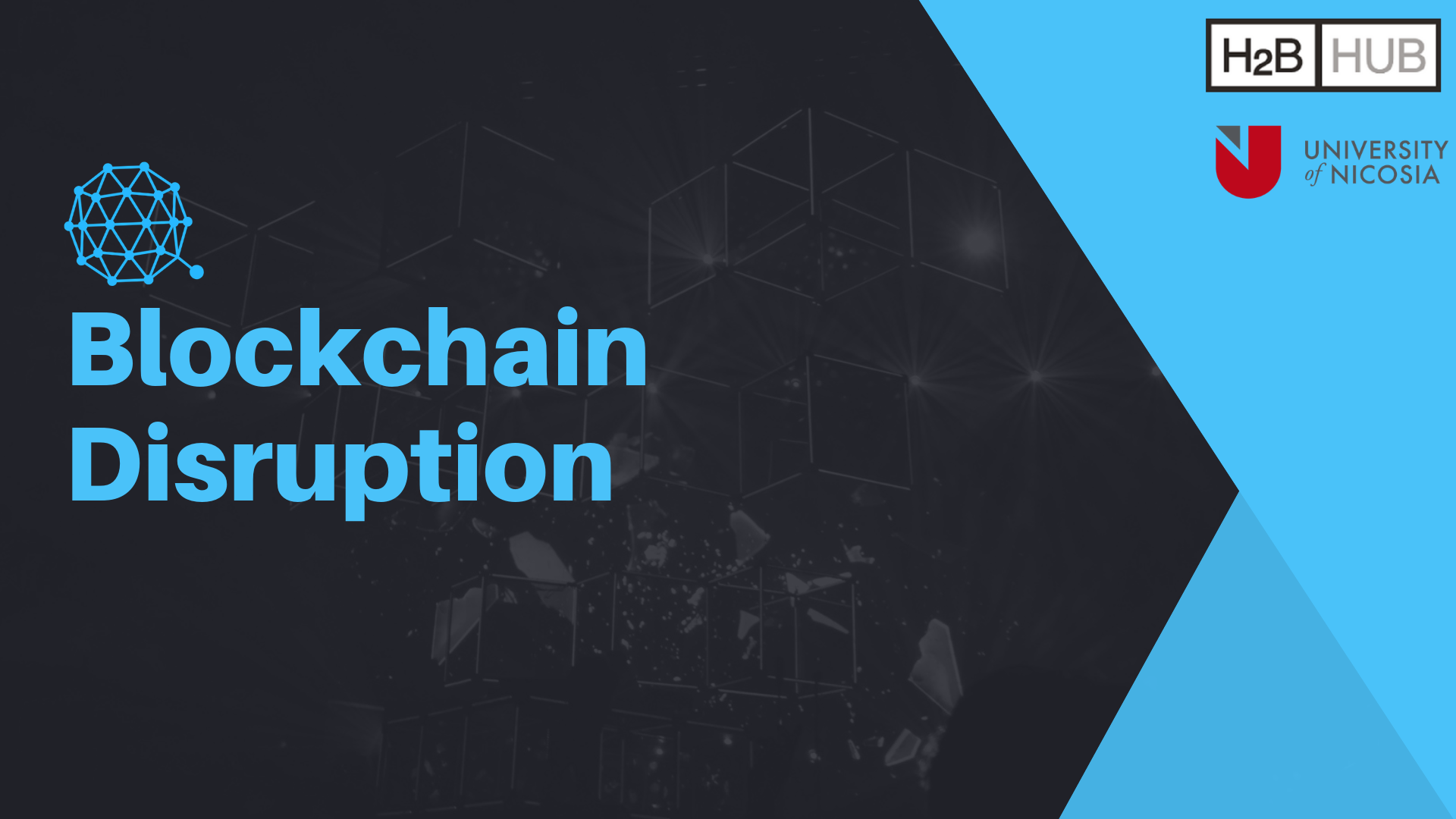 Blockchain Disruption
