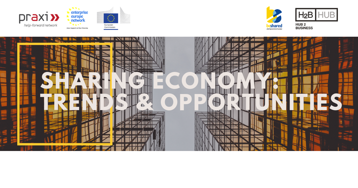 Sharing economy: Trends & Opportunities