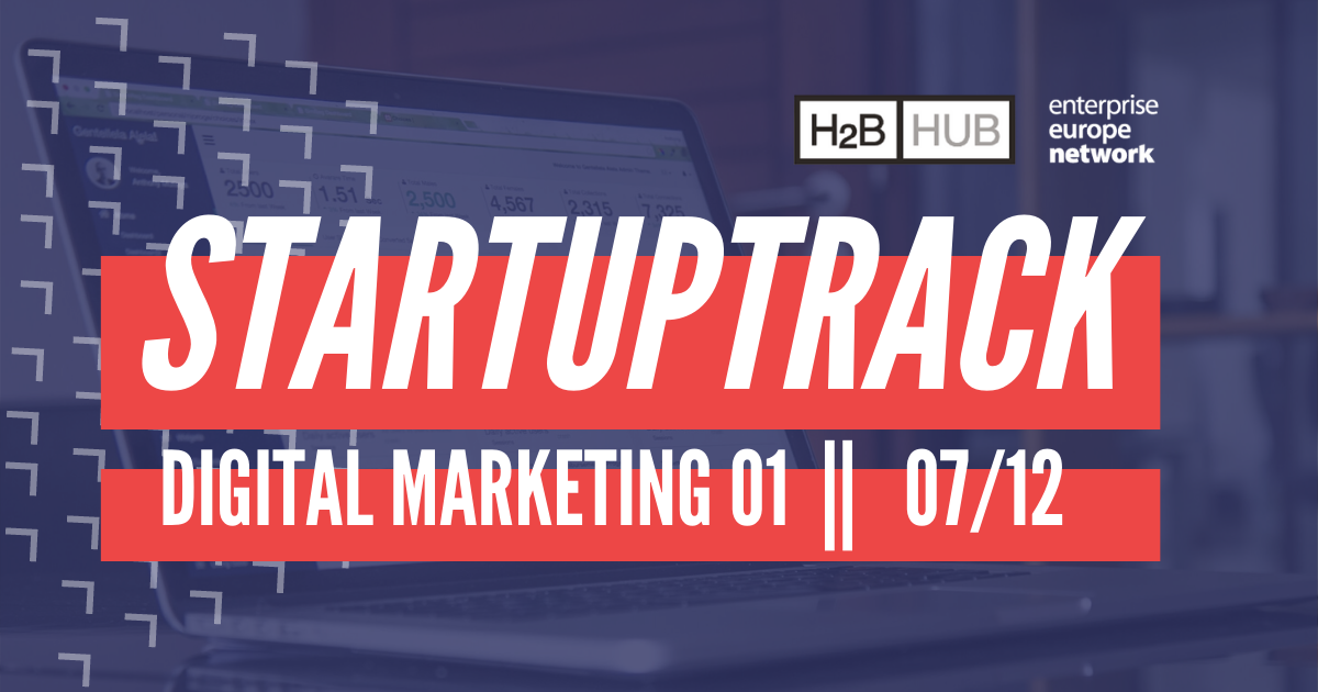Startuptrack - Digital Marketing from 0 to 1